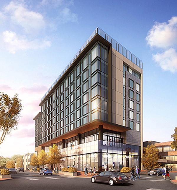 Cherry Creek Apartments Denver: Denver Cityscape